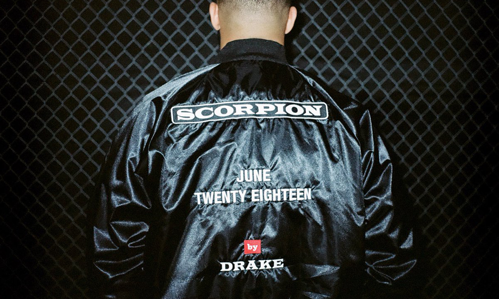 Drake Confirms He's A Father On New Album 'Scorpion
